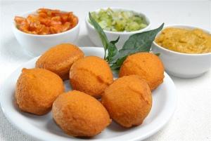 Brazilian food - Acarajé