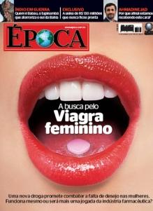 Epoca magazine - Viagra for women