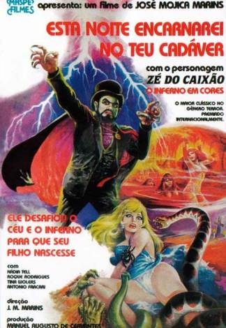 Coffin joe, Brazilian horror filmmaker