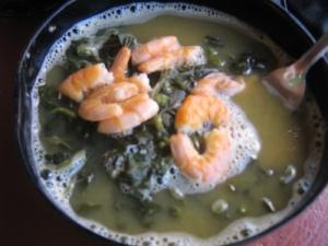 Brazilian food - tacacá