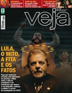Veja Magazine - Lula, the myth